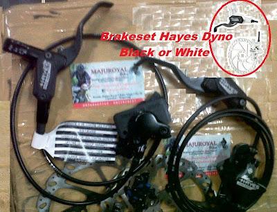 Jual Brakeset Hayes Dyno hydraulic