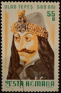 Vlad Tepes, el vampiro de los Cárpatos