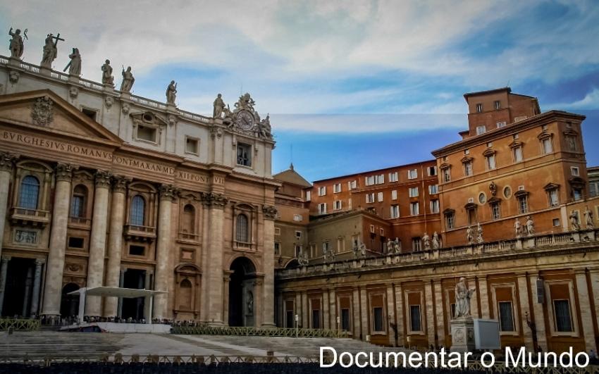 Basílica de São Pedro; Vaticano