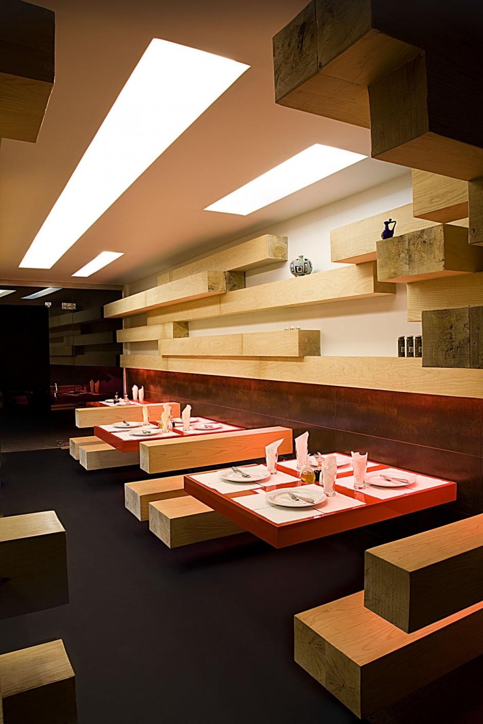 best restaurant interior design ideas ator restaurant tehran iran