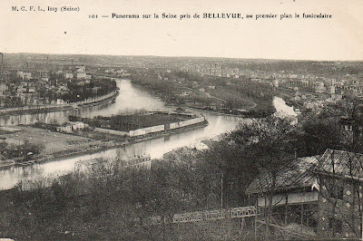 Carte postale. Coll. privée