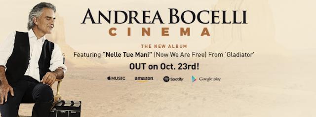 Andrea Bocelli - Nelle Tue Mani