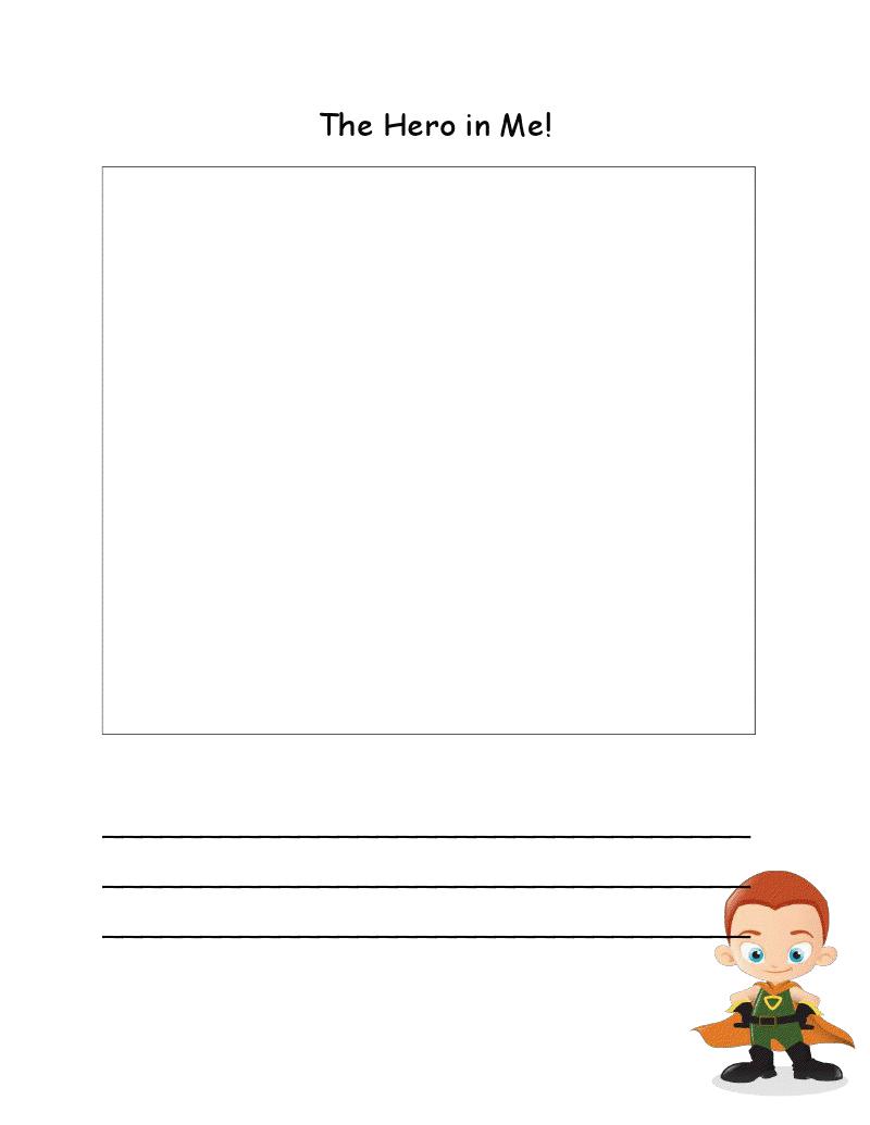 Kindergarten Writing Lines Download writing paper