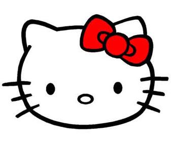 varias ideas de cómo decorar una fiesta de cumpleaños de Hello Kitty