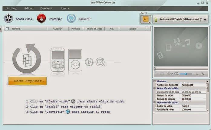 Download Any Video Converter 5.5.9 Terbaru Update April 2014