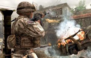 Call of Duty 4 Modern Warfare highly compressed rip pc version