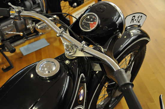 Solvang vintage motorcycle museum BMW by Lady by Choice