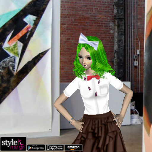 Style Me Girl Games Game Style Me Girl