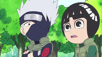 Naruto SD: Rock Lee no Seishun Full-power Ninden 13 Sub Español Online
