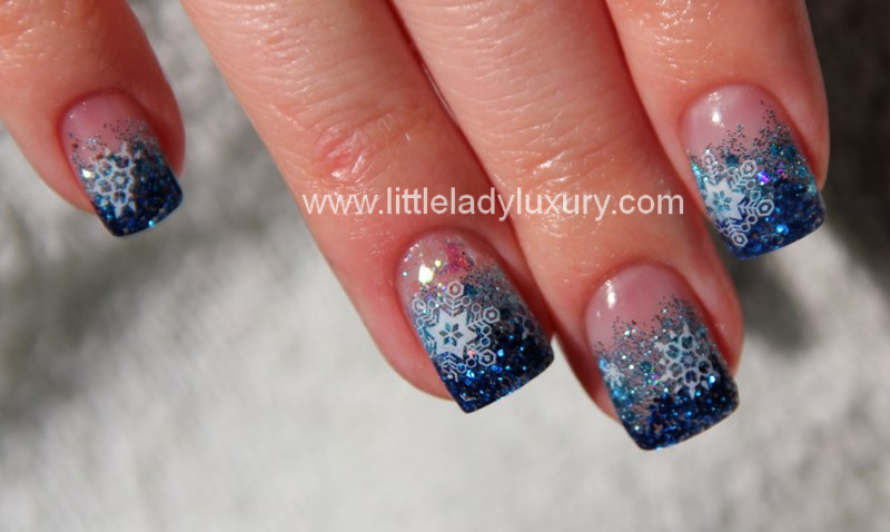 Little lady luxury young nails e filing class the finished products that the young nails mentor heather did which required drilling off all my pretty glitter and building a new nail from scratch prinsesfo Images