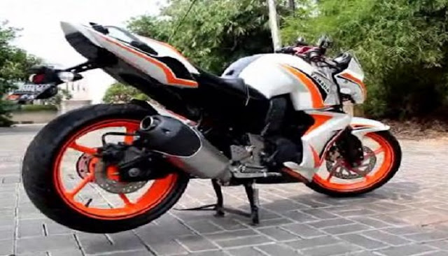 400+ Modifikasi Motor Yamaha Byson