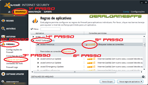 Avast! Internet Security 9 + Licença 2015 Download Completo