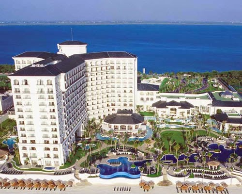 Ofertas hotel jw marriott Cancún 2015