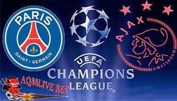Agen Piala Eropa - Wakil asal Belanda, Ajax, akan melawat ke paris dalam lanjutan League Champions musim 2014/2015.