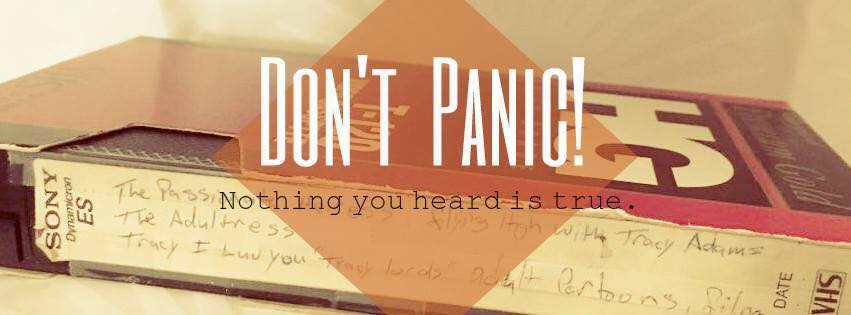 Don't Panic Radio Show!