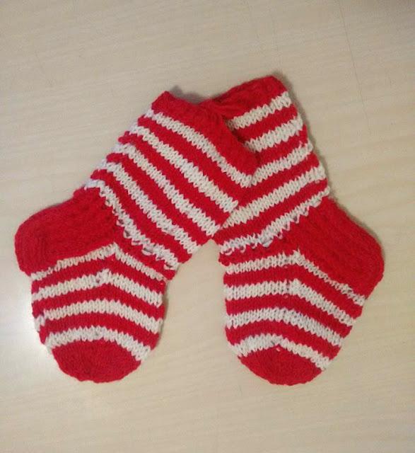 Novita Nalle, raitasukat, lasten sukat