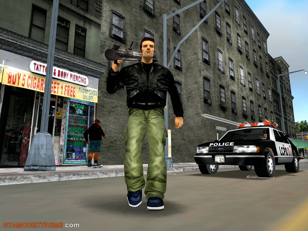 Baixar GTA III para PC Completo via Torrent