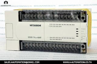 ขาย PLC MITSUBISHI รุ่น FX2N-48MR-ES/UL