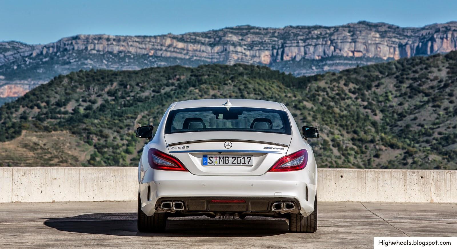 Hallmark Mercedes high level of safety