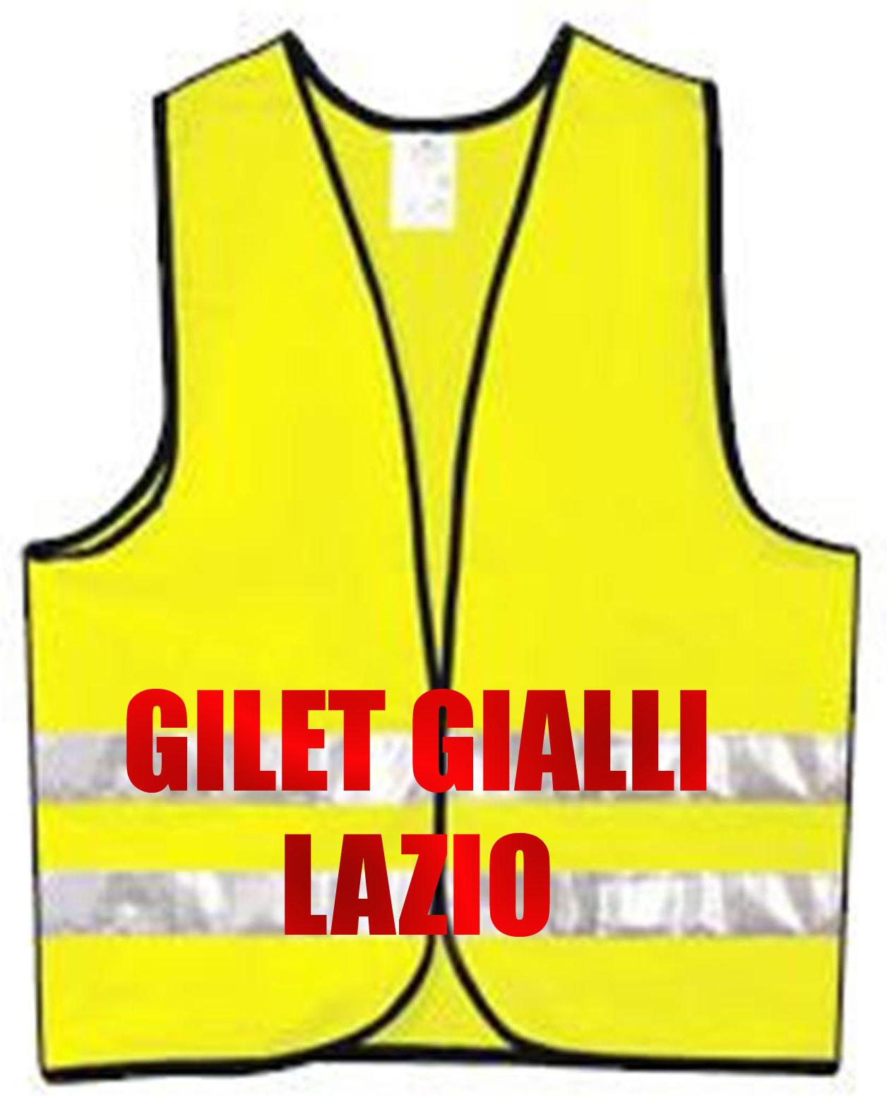 Gilet Gialli Lazio