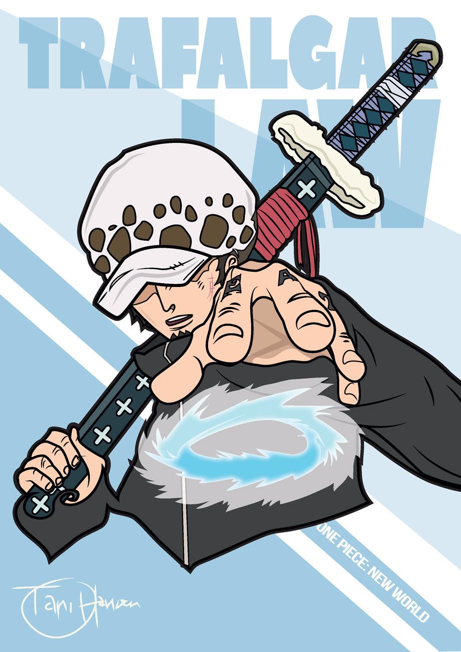 One Piece Chapter 718: Những chiến binh hoàng gia Riku ở cánh đồng hoa 020