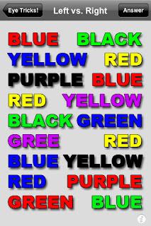 tes buta warna gratis
