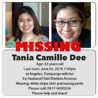 Missing bank teller found Buried in Angeles, missing bank teller, crime, murder