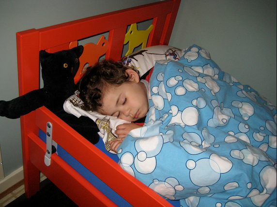 Generally Bed Pee by Child during Sleeping