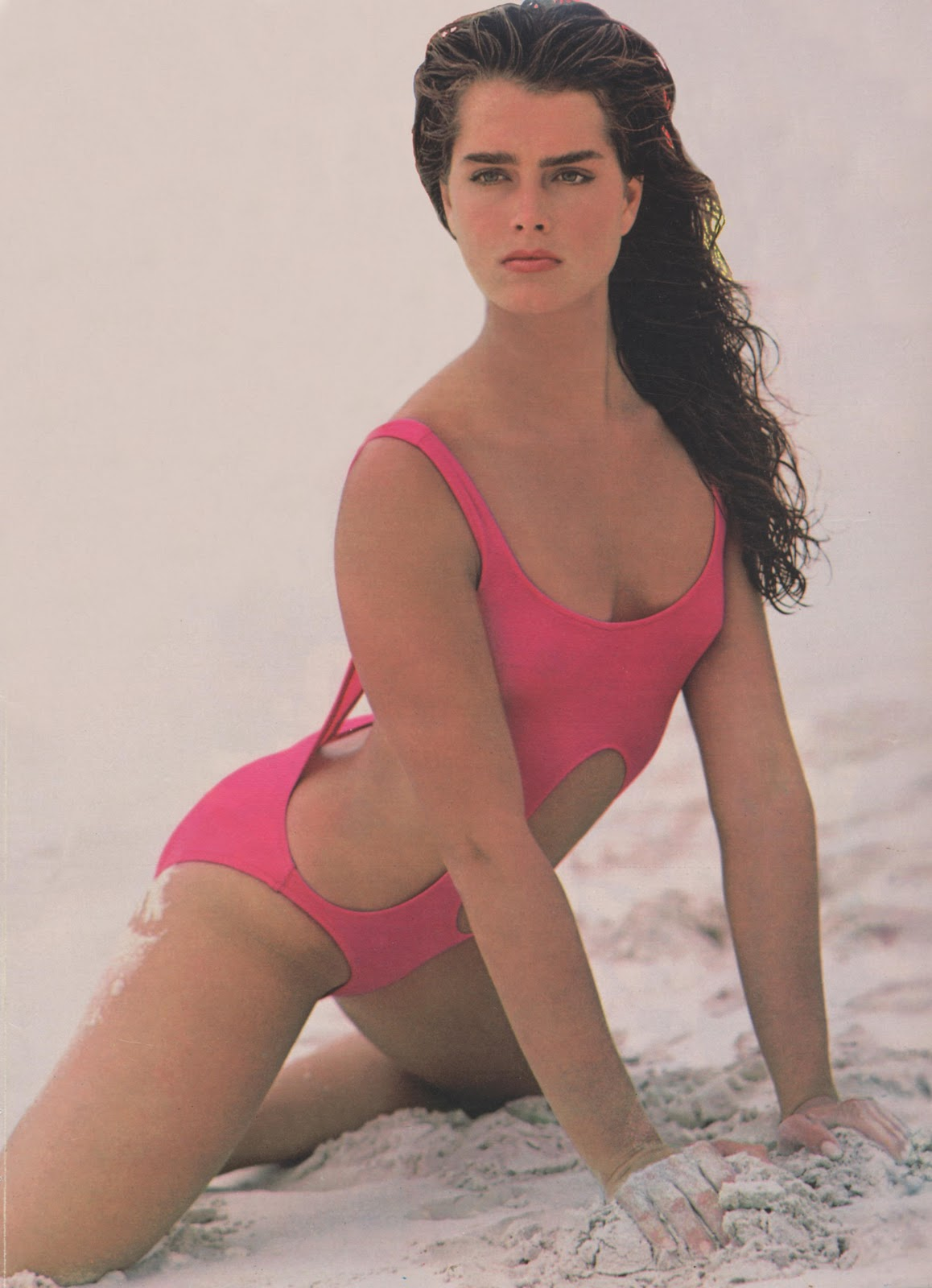 Young Brooke Shields Photo 7