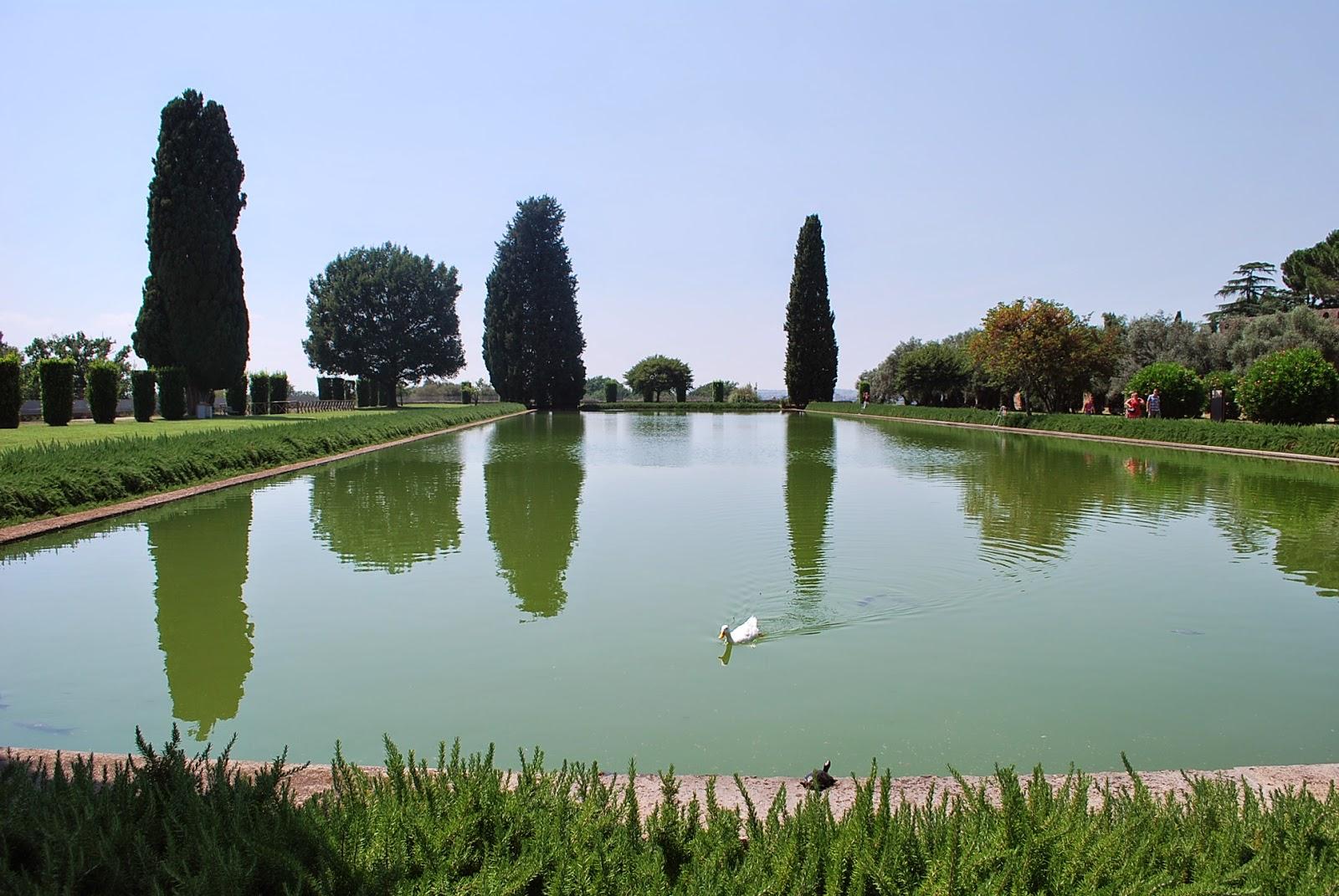 Poecile, villa Hadriana