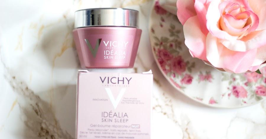 fashstyleliv vichy idealia skin sleep review