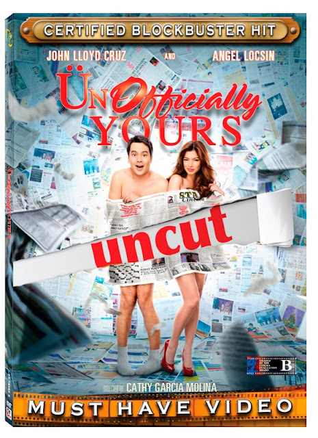 Unofficially Yours, John Lloyd Cruz, Angel Locsin