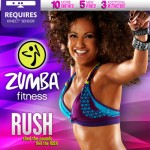 Capa Zumba Fitness Rush (2013) | músicas