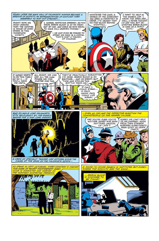 Captain America (1968) Issue #254 #169 - English 11