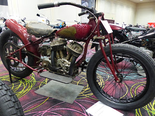 Oldmotodude 1939 Ken Edmiston Indian Scout Factory Hill