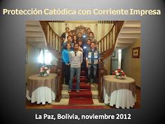 LA PAZ, BOLIVIA, NOVIEMBRE 2012