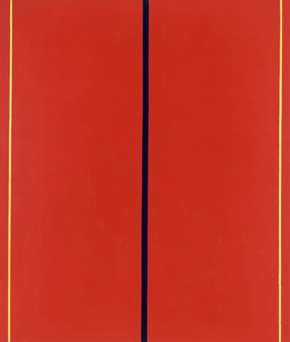 barnett newman Barnett newman (january 29, 1905 – july 4, 1970) was an american artist he is  seen as one of the major figures in abstract expressionism and one of the.