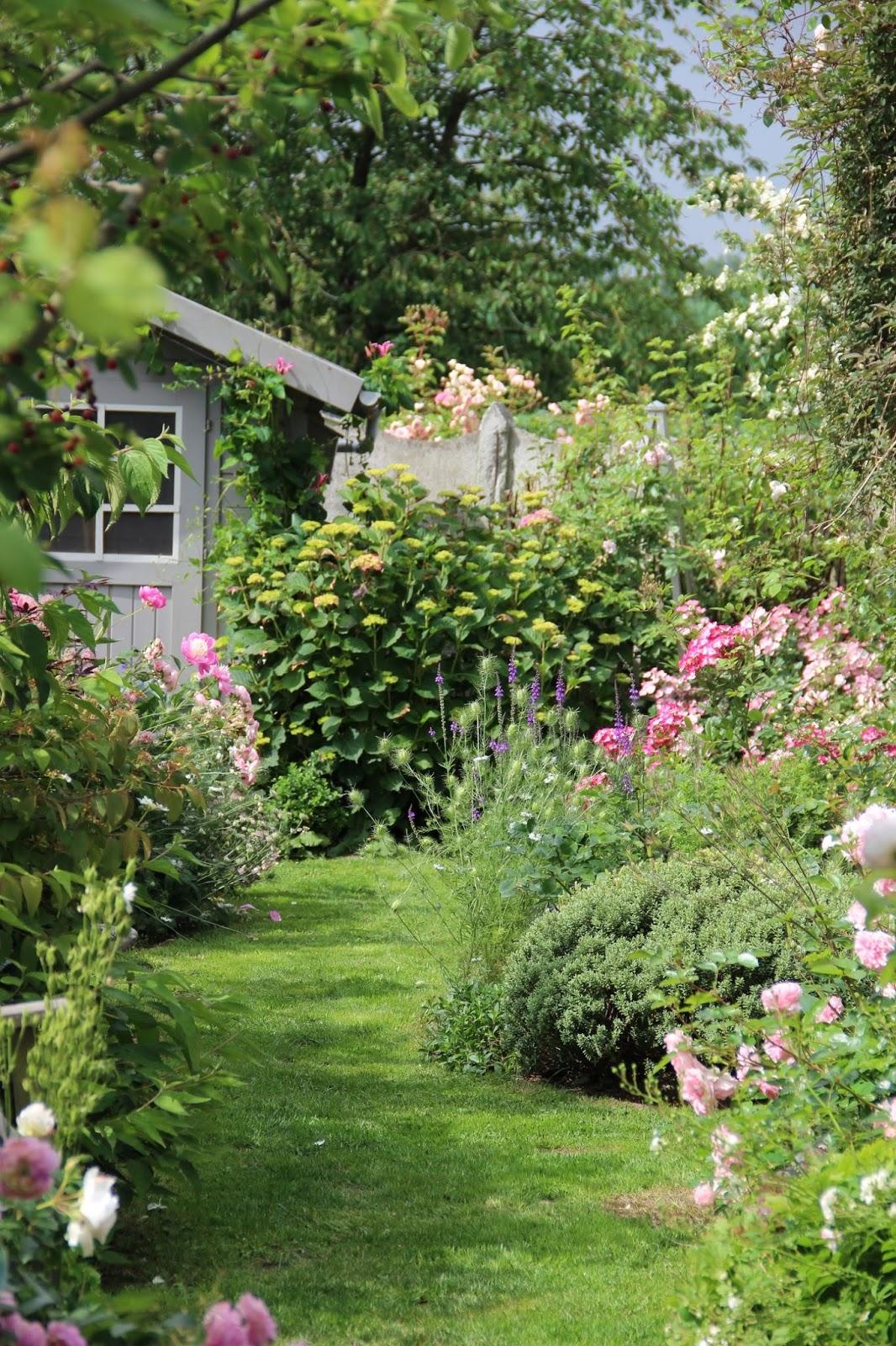 Derri re les murs de mon jardin p riple en belgique jour 2 un petit tour chez malo - Deco jardin nature et decouverte grenoble ...