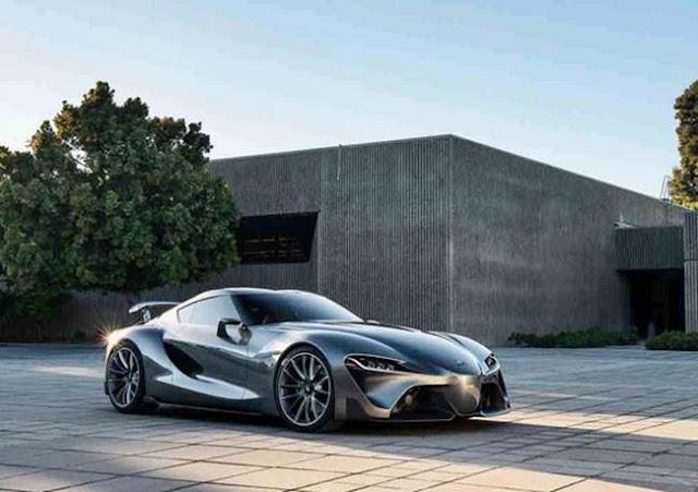 2017 Toyota Supra Concept