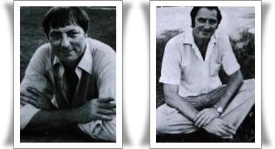Twins Jim Lewis and Jim Springer