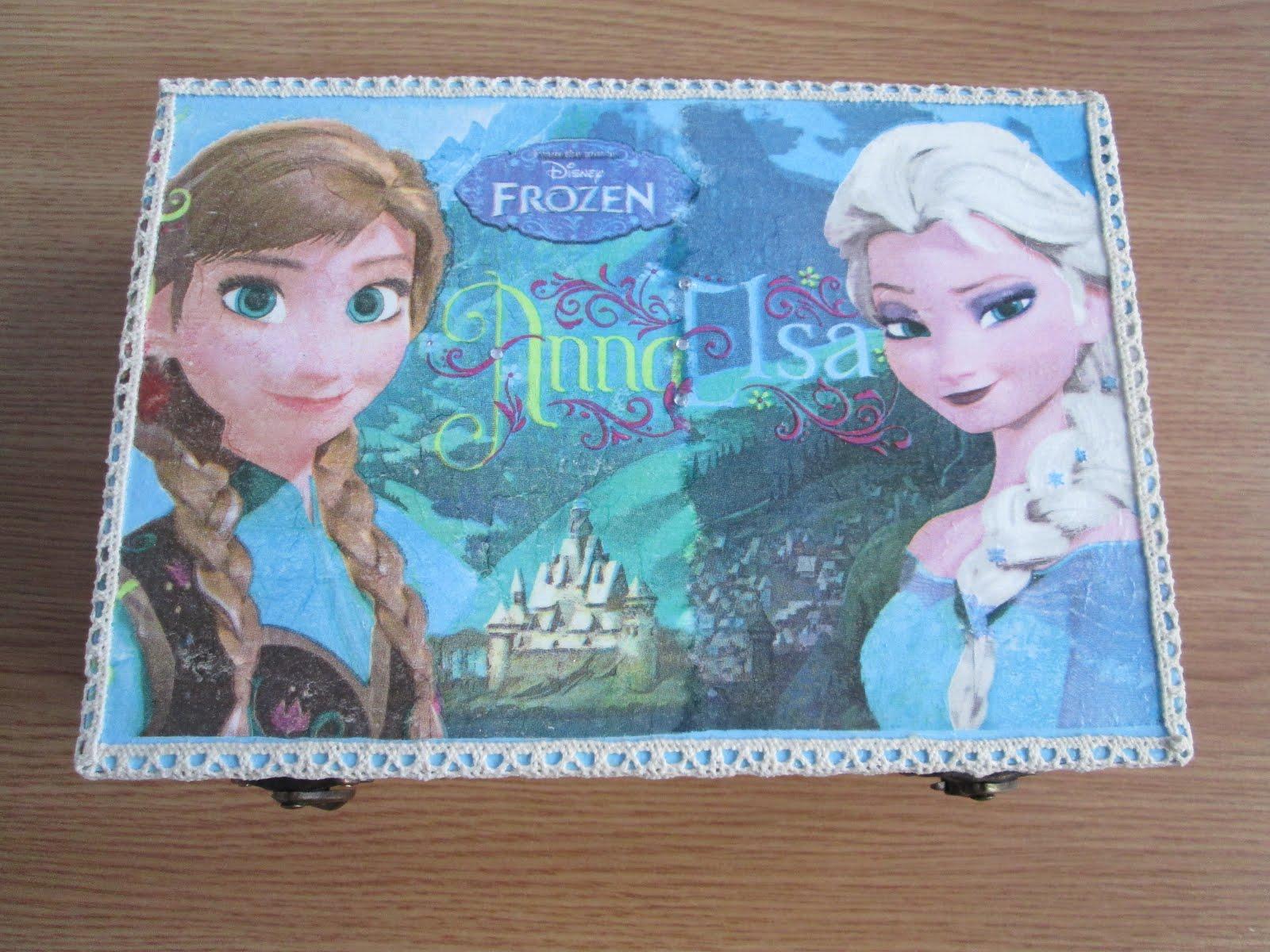 Cutie Frozen