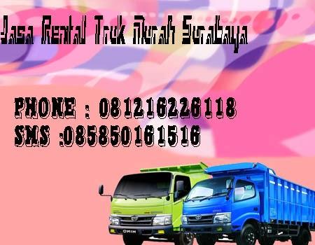 Jasa Rental Truk Pindahan Surabaya