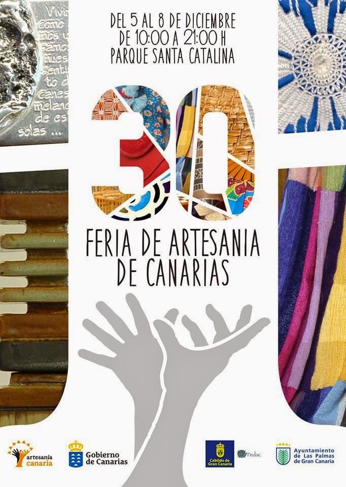 XXX Feria Regional de Artesania de Canarias