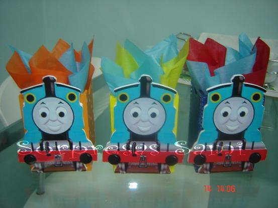 Sorpresas Infantiles Del Tren Thomas