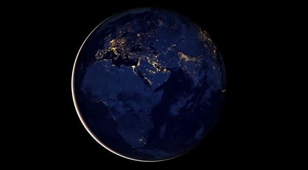 NASA: Bumi Gelap 6 Hari di Desember 2014? Tentu Saja Tidak!