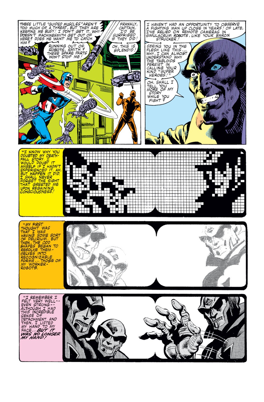 Captain America (1968) Issue #249 #164 - English 14