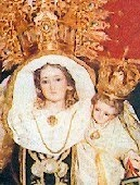 Nuestra Madre del Palmar Croronada