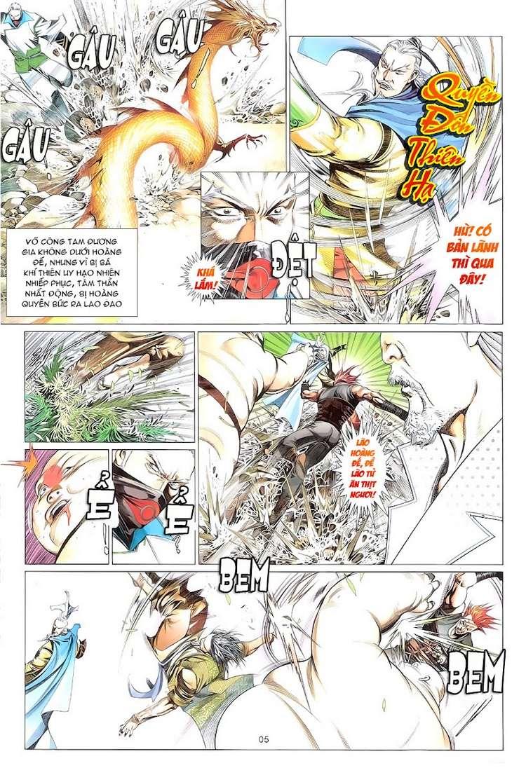 Phong Vân chap 626 Trang 5 - Mangak.info