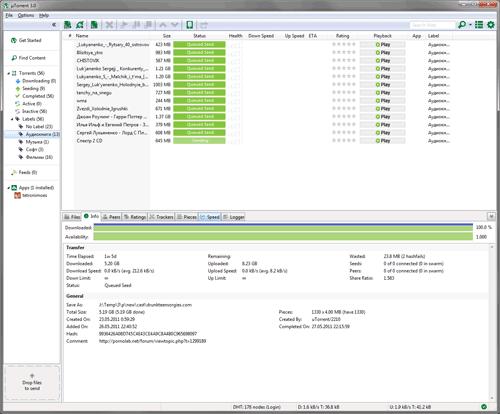 Utorrent 3 3 1 29163 portable pycache - Porta utorrent ...
