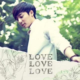 Roy Kim (로이킴) - Love Love Love (Vol.1)